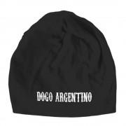Dogo Argentino Mössa Beanie