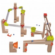 HABA Marble Run Starter Set Sound Race 302135