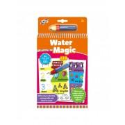 Water Magic: Carte de colorat 123
