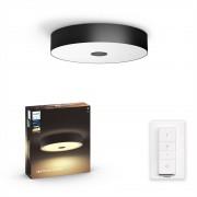 Philips HUE White Ambiance 40340/30 / P6 Fair stropní LED svítidlo 39W / 3000lm 2200-6500K LED + SWITCH černá Bluetooth