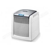 BEURER Humidificateur & purificateur d'air 2en1 LW110 Blanc
