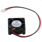 AV-0.12A Ventilador de refrigeracion de 5 hilos HDD de 2 contactos - Negro + Rojo (5V)