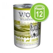 Voordeelpakket: Wolf of Wilderness 12 x 400 g - Gemengd pakket