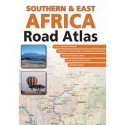 Wegenatlas - Atlas Southern & East Africa Road Atlas - Zuidelijk en Oost Afrika   MapStudio