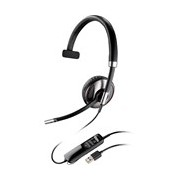 Plantronics Blackwire C710-M Wired/Wireless Bluetooth Mono Headset - Over-the-head - Supra-aural