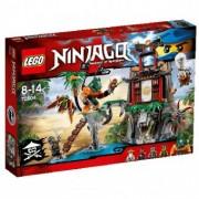 LEGO Ninjago Insula Tiger Widow 70604