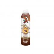 Australian Gold Premium - Coverage Spf 50 Cont Spray W/bronze