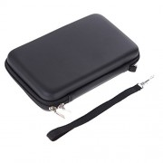 Generic New Black Eva Skin Carry Hard Case Bag Pouch Cases For Nintendo For 3Ds Xl Ll With Strap High Quality