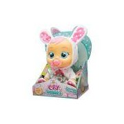 Cry Babies Coney Infantil Multikids Branco/Rosa