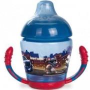 Неразливаща се детска чаша с дръжки - Canpol, 070350