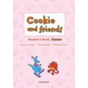 Cookie and Friends: Starter: Teacher's Book (Harper Kathryn)(Paperback) (9780194070065)