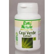 Extract Ceai Verde Rotta Natura 30cps