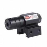 Laser Rosu Pentru Pistol Bonus Lanterna LED tip breloc