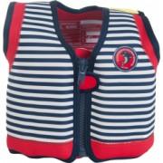 Konfidence vesta inot copii cu sistem de flotabilitate ajustabil The Original blue stripe 6-7 ani