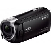 "Sony Videokamera Sony HDR-CX405B 6.9 cm 2.7 "" 2.29 MPix Zoom (optisk): 30 x Svart"
