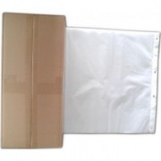 Fólie na fangoparafín - 55x85 cm, blok 1000 ks