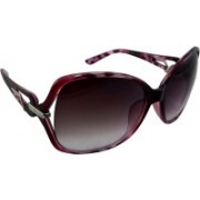 Els Oval Sunglasses(Pink)