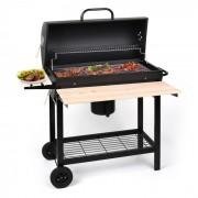 GQ5-Beefbluter Smoker barbecue carbonella