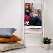 YourSurprise Moederdag fleece deken - 120 x 190 cm