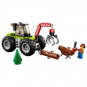 Lego Tractor forestal Lego City Great Vehicles 60181