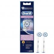 Oral-B Sensi UltraThin 2 st Tandborste