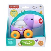 Fisher Price Poppity Pop Hippo, Toys for Children 6 Months and up.