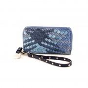 Portofel Dama Ulrika Design 35-9520-3 Albastru