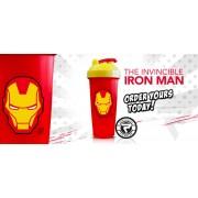 Limitált Perfect Shaker Hero Series Szuperhős Sorozat 800ml Vasember Iron Man