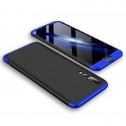 GKK Detachable Huawei P20 Pro Case - Blue / Black