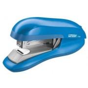 Capsator cu capsare plata, 30 coli, RAPID F30 - albastru deschis