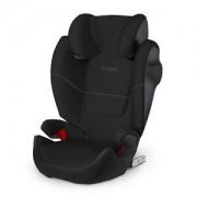 Cybex Solution M-Fix Bältesstol Pure Black Bilbarnstol 15-36 kg
