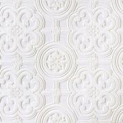 Brewster RD80029 Anaglypta Papel pintado, 21 pulgadas x 396 pulgadas, color blanco