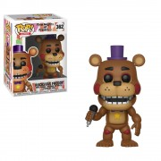 Pop! Vinyl Figura Funko Pop! Rockstar Freddy - Five Nights at Freddy's