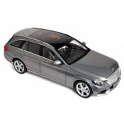 Macheta Auto Norev Mercedes-Benz C-Klasse Estate 2014 - Gri Metallic 1 18