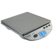 American Weigh Scales American Weigh Digital Postal Kitchen Scale Silver Weighing Scale(Silver)