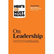 HBR's 10 Must Reads on Leadership, Paperback/Harvard Business Review