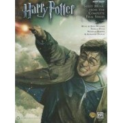 Alfred Music Harry Potter -- Sheet Music from the Complete Film Series: Piano Solos