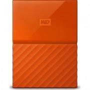 Western Digital Dysk WD My Passport WDBYFT0030BOR 3TB Pomarańczowy