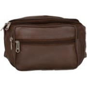 AspenLeather Waist Bag(Brown)