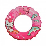 Colac inot gonflabil copii Hello Kitty Intex 56200NP 51cm