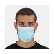 Disposable Medical EN14683 Type I Face Mask 10 Pack Blue