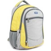 DigiFlip Zeta Backpack(Yellow, Grey)