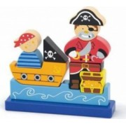 Puzzle New Classic Toys Magnetic 3D Pirate