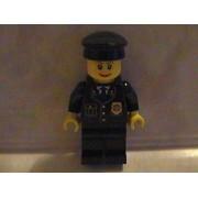 Lego Female Girl Cop Police Officer Custom Minifigure with Dual Head