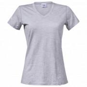 Bergans Women`s Bloom Wool Lady Tee T-shirt (S, grigio)