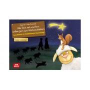 Don Bosco Bildkarten: Alle Tiere nah und fern wollen gern zum Weihnachtsstern