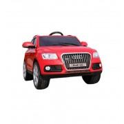 Coche Electrico Bateria Infantil Audi Q5 Rojo - Sky Victorious