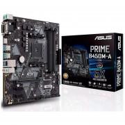 Tarjeta Madre Asus Prime B450m-A AM4 -Negro