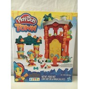 Play-Doh Town Firehouse & Play-Doh Town Fire Truck