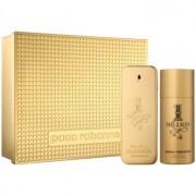 Paco Rabanne 1 Million lote de regalo I. eau de toilette 100 ml + desodorante en spray 150 ml